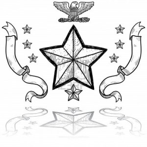 Amerikaanse militaire rangen